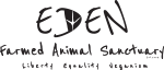 Eden Farmed Animal Sanctuary Retina Logo