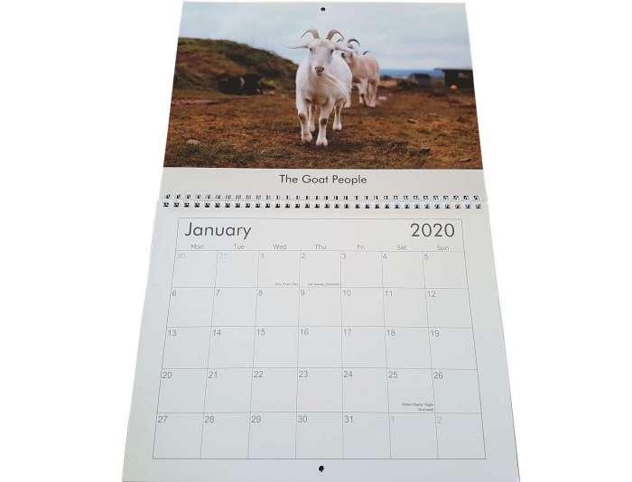 Eden - Calendar 2020